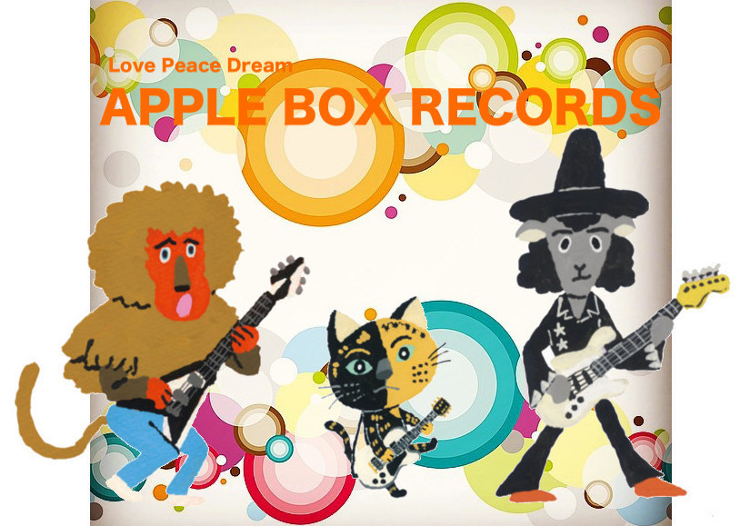 APPLE BOX RECORDS/岩下千絵サロン